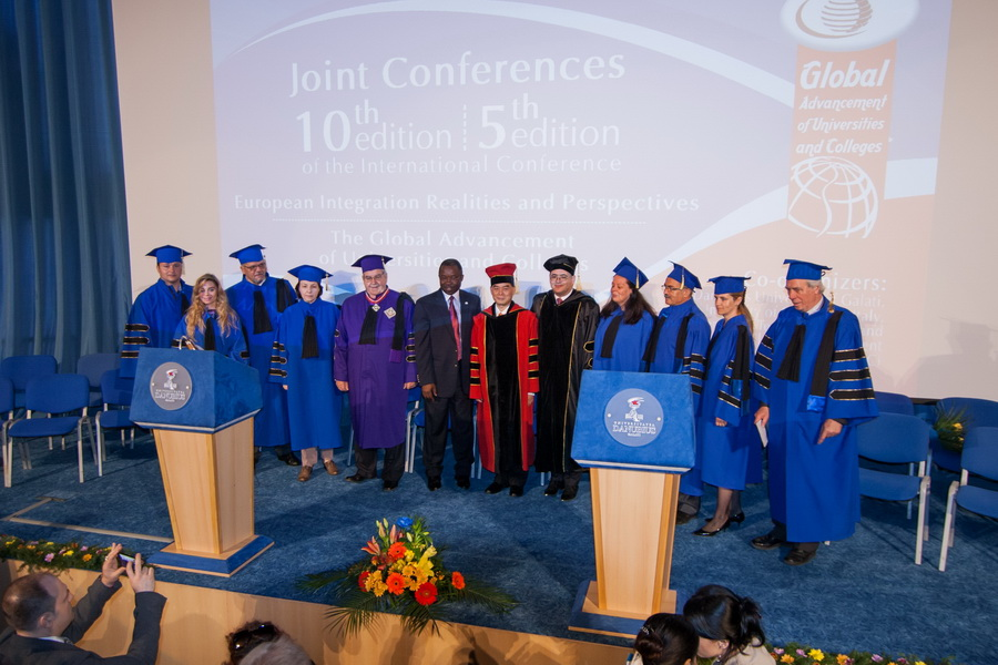 University of Tehran - Joint International Conferences in DANUBIUS University, Galati, Romania