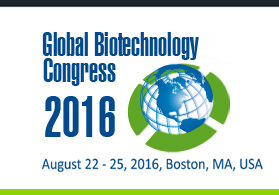 Global Biotechnology Congress 2016 (4th in the Series)